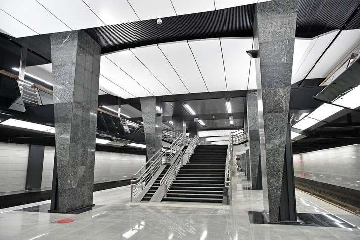 ВМоскве открыли пять новых станций метро