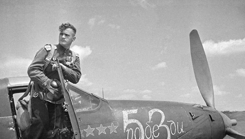Как самый эффективный в мире лётчик-истребитель Николай Гулаев оказался в тени
