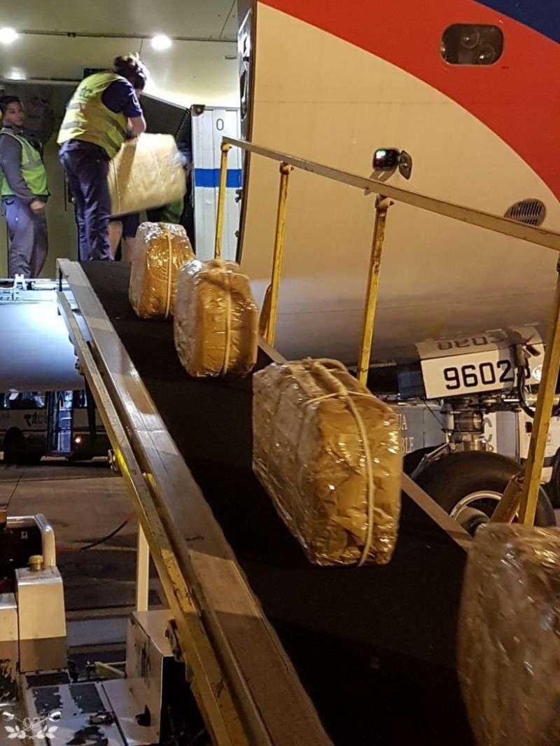 В Москве арестовали трёх человек по делу о контрабанде наркотиков из Аргентины