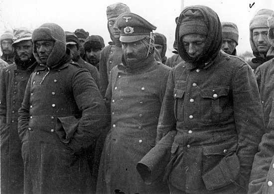 Морпехи США учатся воевать с русским генералом Морозом