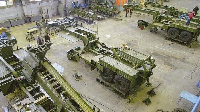 ЗРС С-500 начали производить в Нижнем Новгороде