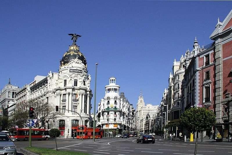 Свидетельства уничтожения источников свободной энергии на континентах на примере Испании