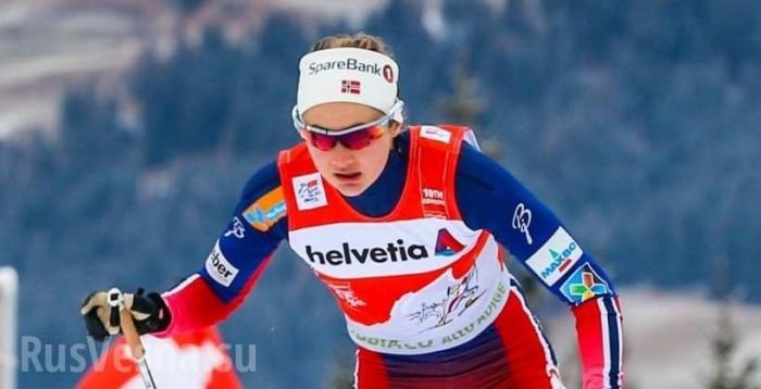 Австрийская лыжница потеряла серебро, заблудившись натрассе. С допингом перебрала