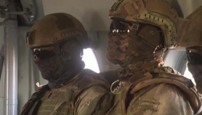 Сирия: Силы специальных операций России. Прямой репортаж из горнила сирийской войны