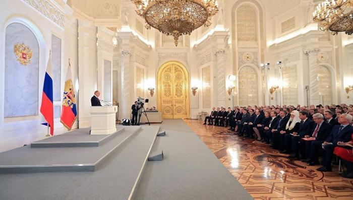 Эксперты спрогнозировали содержание послания Владимира Путина