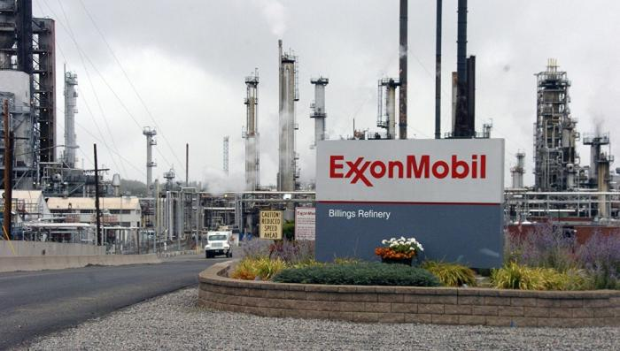 Компания ExxonMobile из-за санкции в ущерб себе, отказалась от проектов с Роснефтью