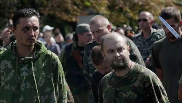Многие украинские пленные не хотят уезжать из Донбасса, заявляют в ДНР
