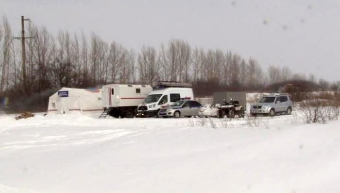 России. Рекордные морозы сохраняются в центральной части страны