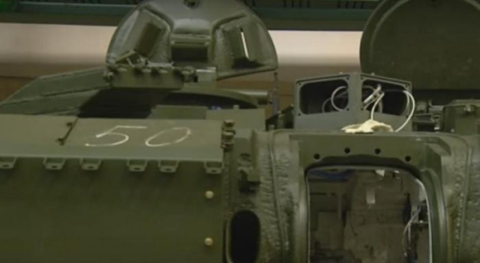 Украина поставит один танк Т-80 «Оплот» в Штаты