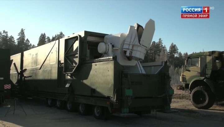 Боевые лазеры уже поступают в российские войска, сообщил Владимир Путин