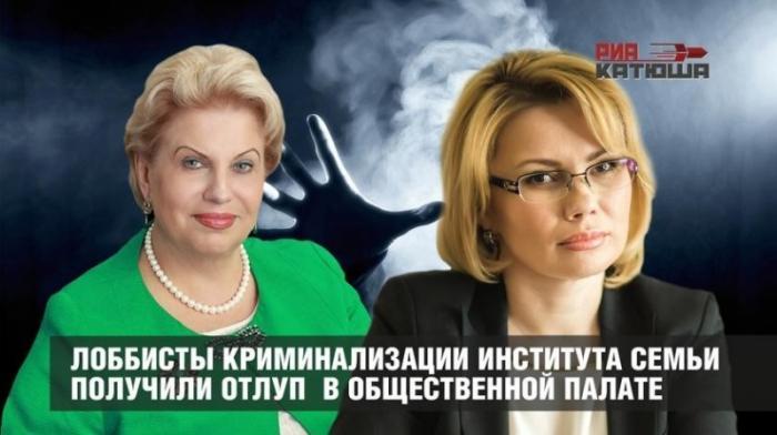 Ювенальное лобби получило грамотный и квалифицированный отпор в Общественной палате России