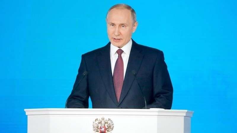 Послание Владимира Путина федеральному собранию. Ключевые цитаты Президента России