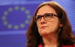 Евросоюз выдвинул пиндосам ультиматум и сказал готовится к торговой войне