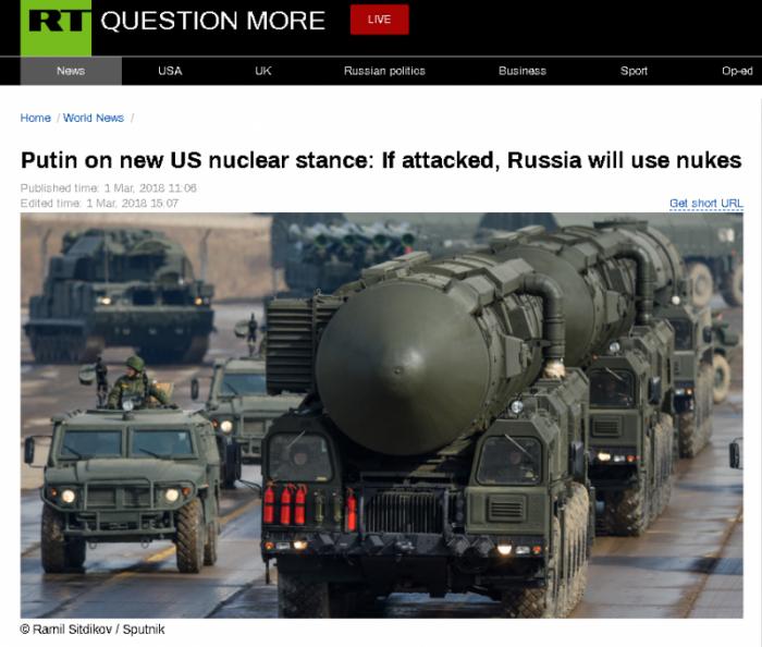 Иностранцы о Послании Путина: он жестко указал их место, для США и Запада. Прощай Америка!