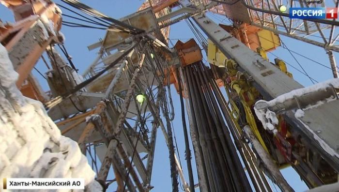 В России начали разработку крупнейшего в мире месторождения сланцевой нефти