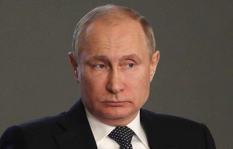 Владимир Путин потребовал от пиндосов доказательства вмешательства в выборы президента США