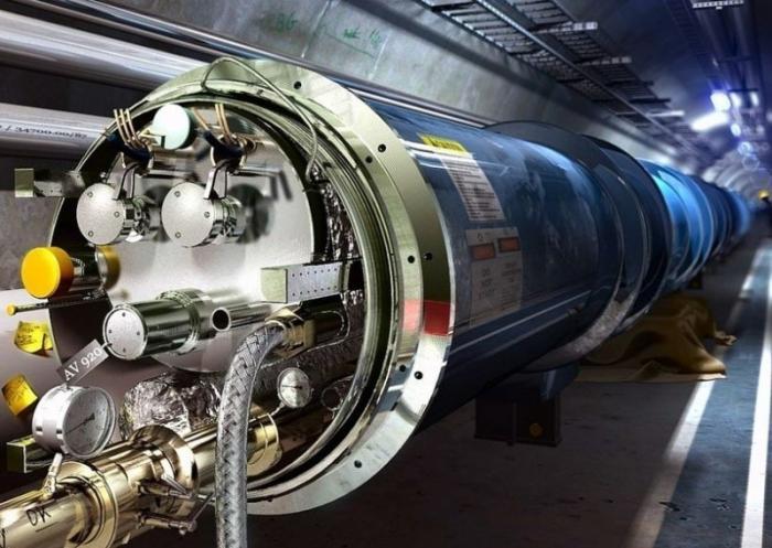 Вподмосковной Дубне впервые запустили эксперимент на коллайдере НИКА