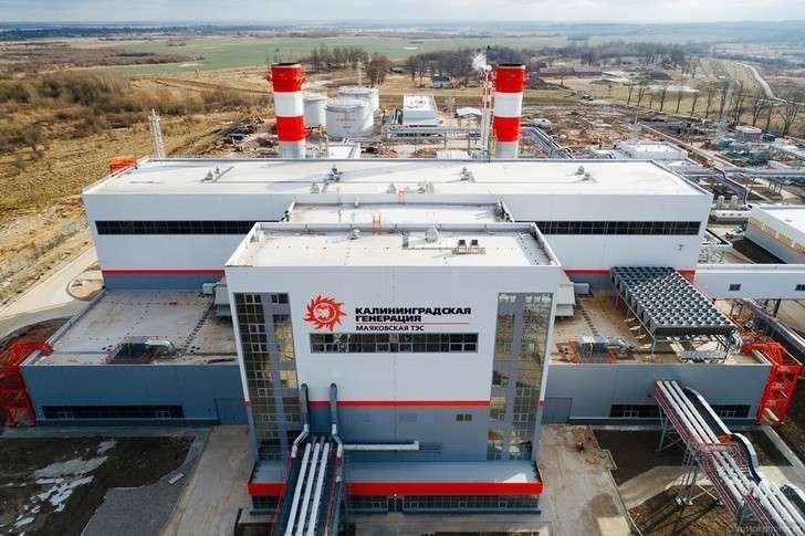 ВКалининградской области запустили сразу две ТЭС