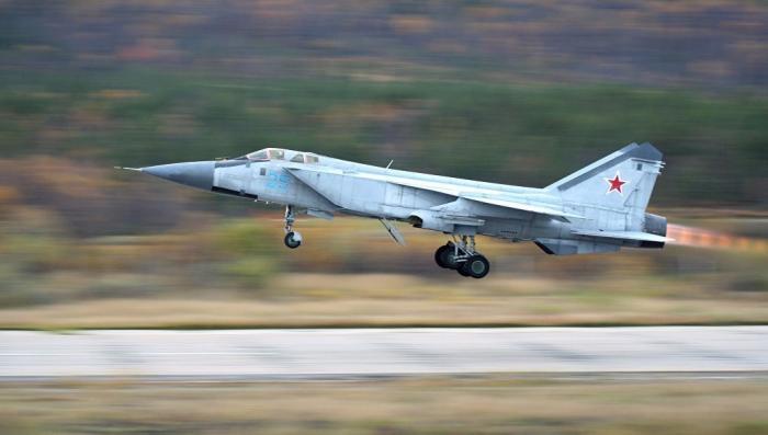 ВВС: самые высотные боевые самолеты в мире. Короли стратосферы
