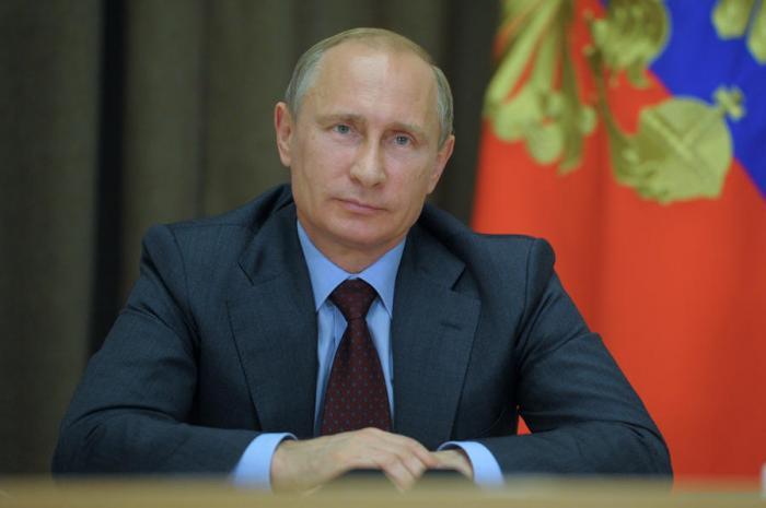 Владимир Путин: Украина используется как инструмент для раскачки международных отношений