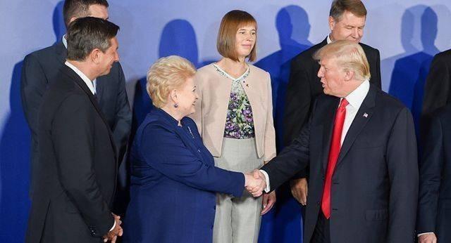 США написали для прибалтов свежую методичку и чтобы трижды не собираться созывают саммит