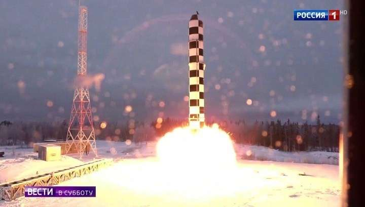 Послание Президента. ПРО США не по зубам новые русские ракеты, признал Пентагон