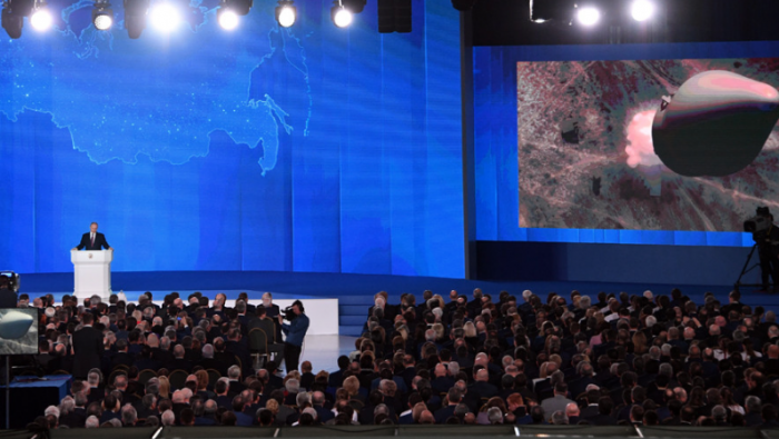 Западный аналитик: «Больше нет ни одного военного варианта у США против России»