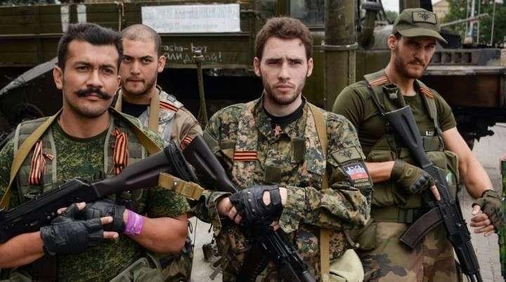 В Новороссии формируется сербско-французская добровольческая бригада