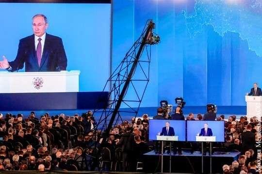 Послание Президента. Четыре либеральных мифа вокруг ракетно-ядерного лидерства России