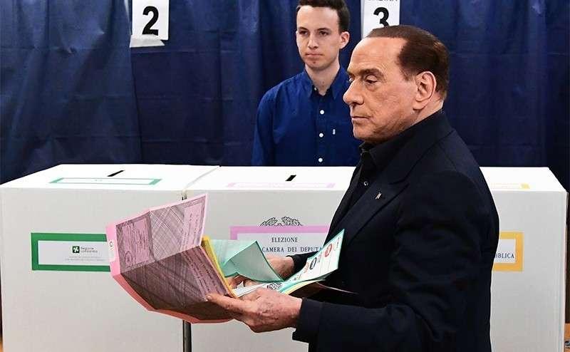 Италия: к власти пришёл друг Владимира Путина Берлускони. Теперь держитесь, глобалисты!