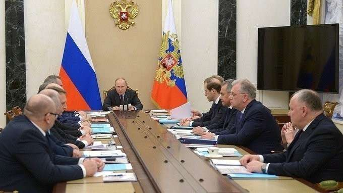 Вступительное слово назаседании Комиссии повопросам военно-технического сотрудничества России синостранными государствами