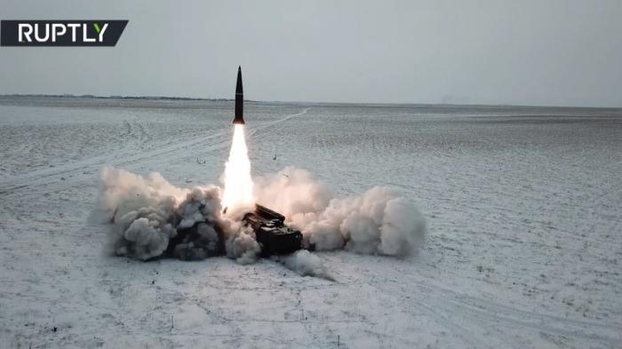 «Искандер-М» пролетел 100 километров и попал точно в командный пункт