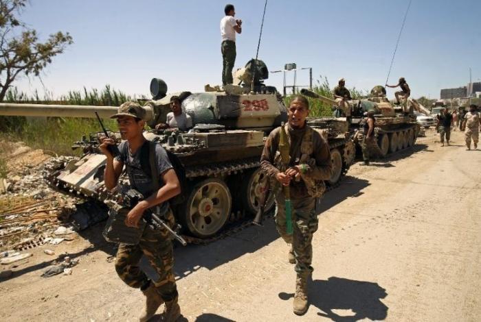Ливия официально попросила Россию разместить в стране российскую военную базу