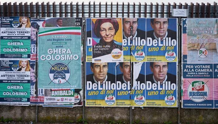 Итальянцы проголосовали против Нового Мирового Порядка за Путина и суверенитет!