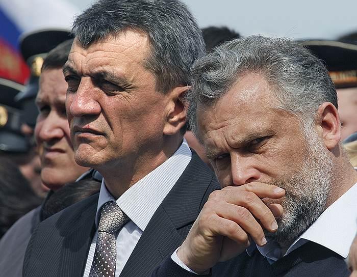 Алексей Чалый выступил против обманувшего его контр-адмирала