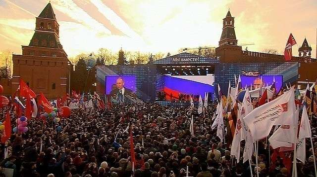 На самом деле: послание Путина – это ответ на речь Черчилля в Фултоне