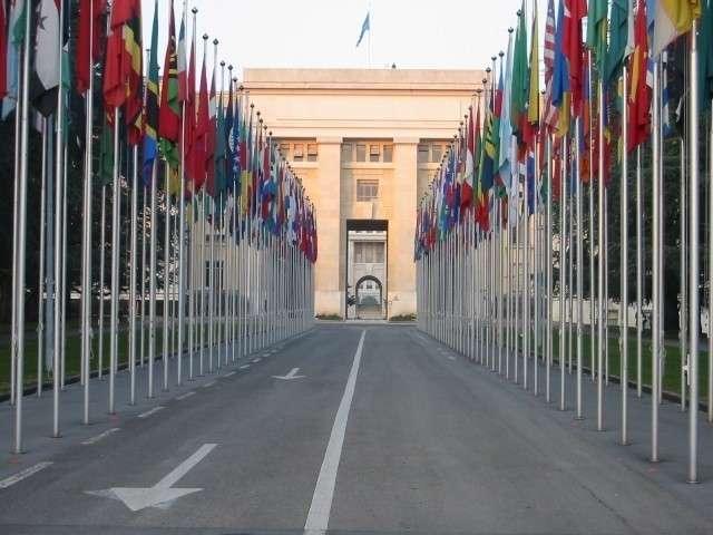 Женева, ООН