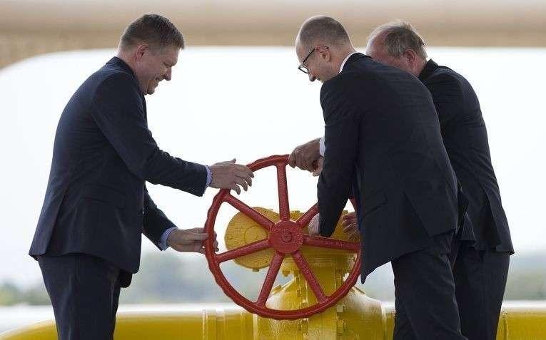Киевское еврейство – европейскому: «Дайте кредит, или перекроем газ!»