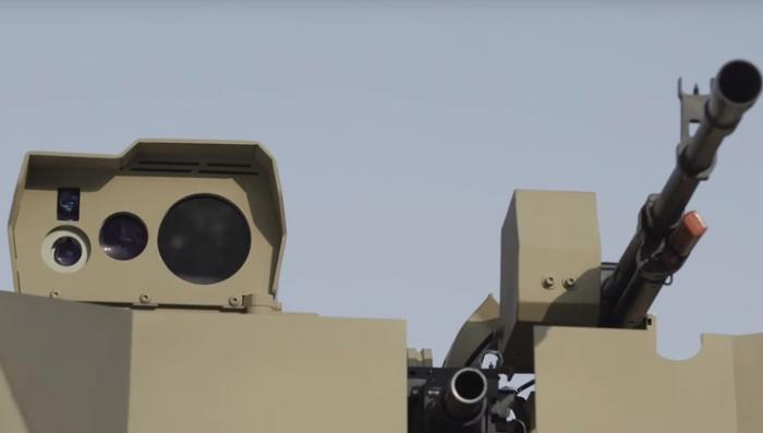 Калашников показал военных роботов «Соратник» и «Нахлебник» в бою