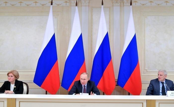 Владимир Путин провёл совещание по развитию системы среднего профессионального образования