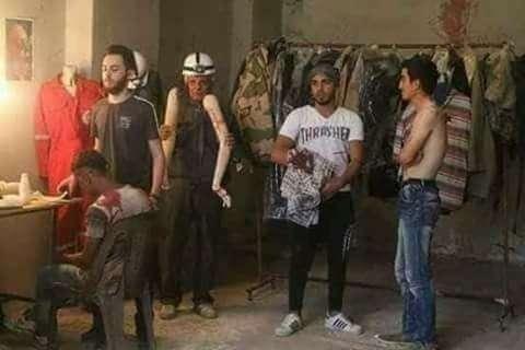 «Белые каски» уже сняли новые фейки о «зверствах» сирийской армии