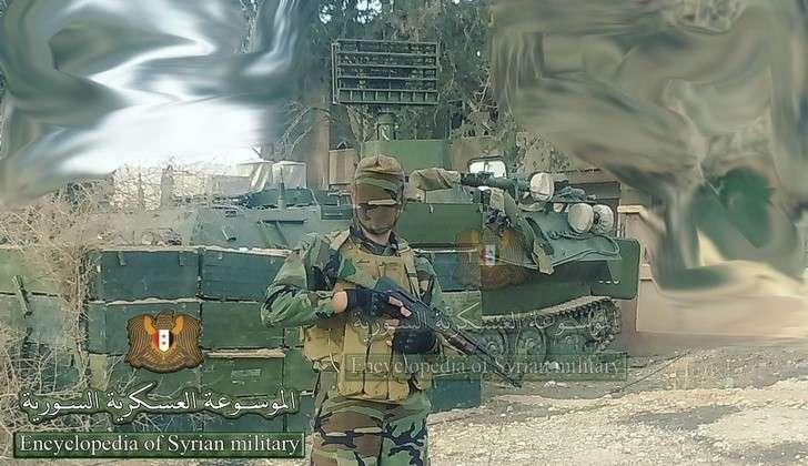 ВСирии впервые замечена новейшая российская РЛС «Гармонь»