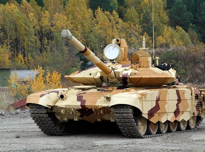 Уралвагонзавод объявил оначале производства доработанного танка Т-90М «Прорыв-3»