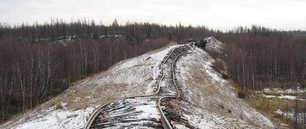 Россия возрождает северную секретную стройку времён Сталина