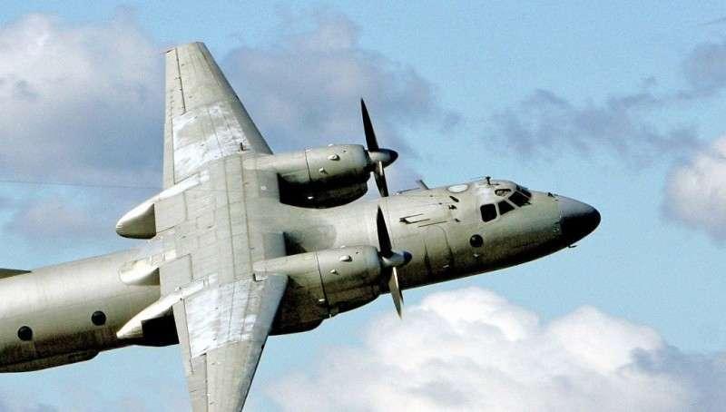 Крушение Ан-26 в Сирии: самолёт не долетел 500 метров