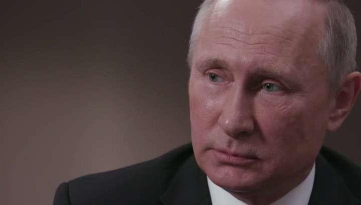 Владимир Путин обвинил США в совершении переворота на Украине в 2014 году