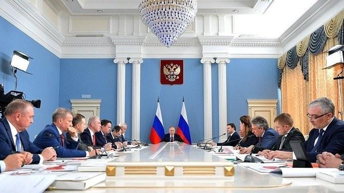 В. Путин выступил на заседании наблюдательного совета Агентства стратегических инициатив