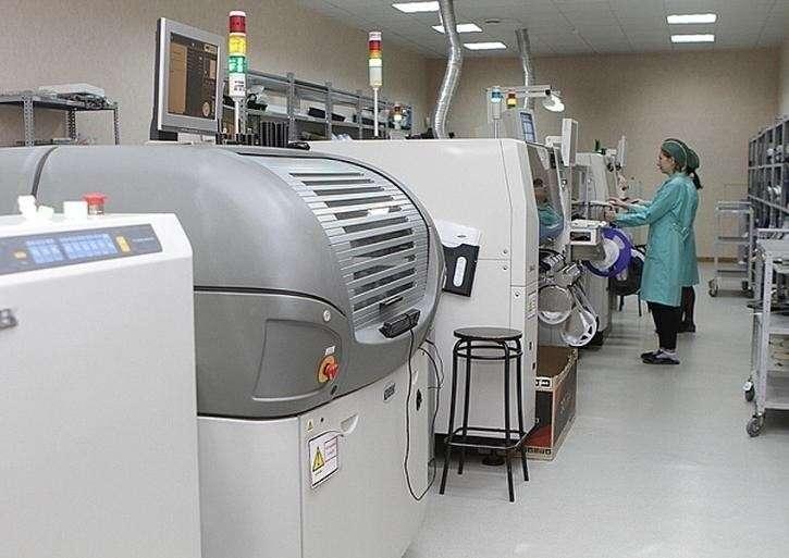 В России завершена реконструкция производства для серийного выпуска серверных плат