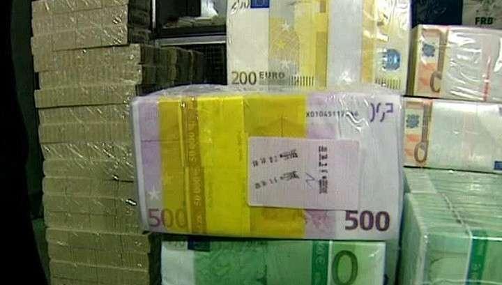 Из бельгийского банка исчезли более 10 миллиардов евро соратников Каддафи