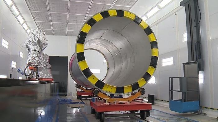 Как Красноярский машиностроительный завод создаёт ракеты «Сармат»